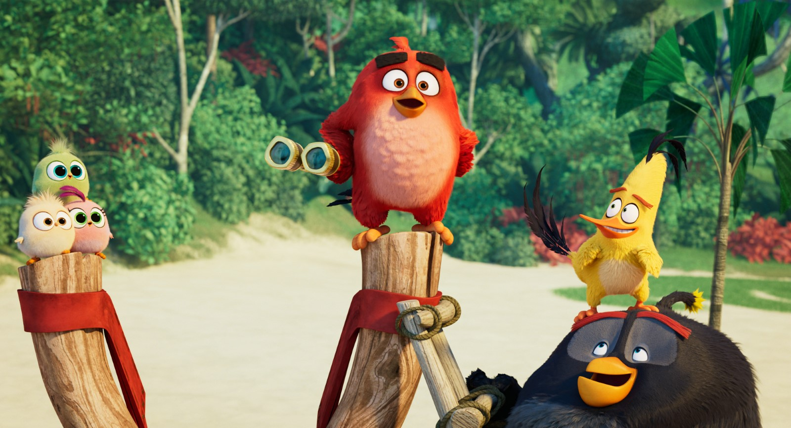 Phim Những Chú Chim Giận Dữ 2 / The Angry Birds Movie 2